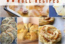 Crescent rolls/ Grand biscuits