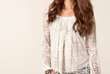 Tops & Knits / Cardigans, blouses, sweaters, tops...