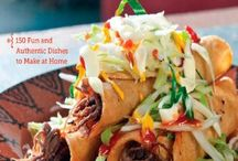 Latin flavors, culture / dishes you crave from your Abuela, dreams or imagination