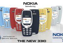Forulike نوكيا تعود من جديد بهاتفي أندرويد منافسين وعودة نوكيا Nokia 3310 العتيد للأسواق وهذه هي الأسعار