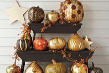 Fall/Halloween/Thanksgiving / by April Boris