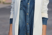 Jeans / Jeans y blanco