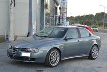 Alfa 156 Jtdi 115cv 11/2004....4500 euros