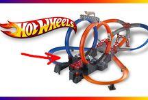 Машинки Hot Wheels / Машинки hot wheels -- это великолепный подарок для любого ребенка в них можно играть одному или с друзьями. Многие наборы хот вилс позволяют добавлять дополнительные модули, делая гоночный трек еще более увлекательным - поразительные трюки, скорость