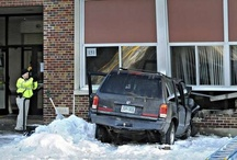 Car crashes into St. Cloud elementary school  / by St. Cloud Times newspaper/online