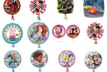Palloni Mymar personaggi feste