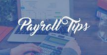 Payroll Tips / Payroll tips, payroll organization, payroll taxes, how to do payroll, payroll organization, payroll templates, payroll basics, payroll tips, payroll management.