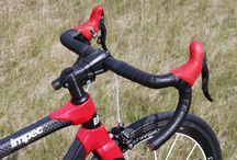 Custom Build BMC IMPEC / BMC Impec 53cm red/black. Campagnolo Super Record EPS 11 speed.