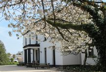 The Manor / The 18th c Manor House is now our cafe complex, offices & classroom, but still retains many period features.