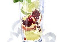 #drink #illustration