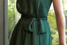 Bridesmaids dresses GREEN