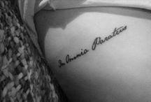 Tattoo ideas / by Kelsey Jenkins.