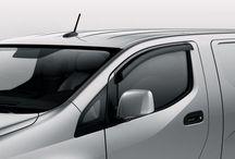 Nissan NV200 Accessories