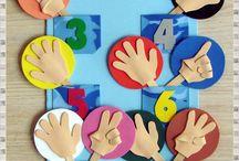 Počítání na prstech