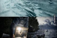 Erik Johansson Fotograf / Surrealism