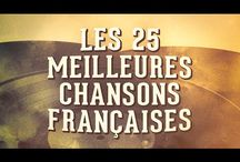 Chansons frenchy