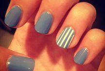 Nails! Nails! Nails! / nails / by Kim Sampson