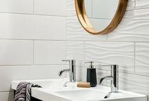 Badezimmer Fliesen Idee – Install 3D Fliesen Ihres Badezimmers Textur Hinzufügen