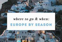 Путешествия по европе