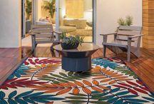 Outdoor / Indoor/outdoor area rugs