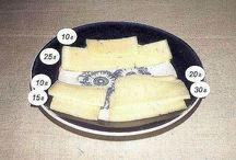 Вес еды / Сколько весит порция еды