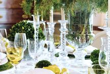 Tablescapes / by Leah Humphries