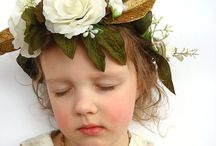 Happy headpieces / Cute hair accessories / by Aija Pole Rubule