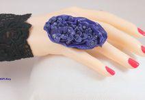 Polymer Clay Jewelry by NiPi-Key / Polymer Clay Schmuck, Jewelry, Fimo, Pardo, Sculpey, usw. Necklace,Earring,Bracelett,Bangle mit Leidenschaft handgefertigte Unikate.