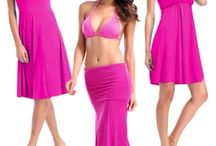 Sexy Beach Dress / Good choice for your summer vocation, beachwear, party, it is also an ideal gift for your friends and family.