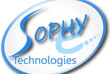 Logo Sophy e-Technologies / This image is designed by one of our team member, Sophy e-Technologies founded with a very big vinos and wisdom of serving this world with technologies to make there life and business easy and fast growing.
