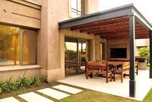 Galerías casas con patios