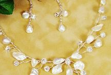 Bridal jewelry / by Connie McLaughlin