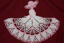 Crochet Doilies / by Doris Patch