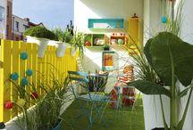 Inspiration balcon