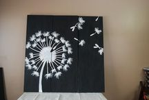 Art ideas / by Stephanie Chastain