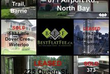 SOLD ~BestFlatFee.ca / SERVING ALL OF ONTARIO. You can list your home PRIVATE SALE or LEASE – FOR SALE/LEASE BY OWNER - Any type of property - Homes, Condos, Cottages, Farms, Rentals and Vacant Land.   www.BestFlatFee.ca ~ MLS® Listing Packages are the best priced plans out there for MLS® and Realtor.ca!  NOW is the time to list your property, let's SAVE YOUR MONEY! #bestflatfee #flatfeemls #flatfeeontario #fsbo #forsalebyowner