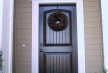 Moulding & Doors / by Savanna Skiles