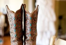 Cowgirl Boots / by Stacey Carrick