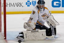 Hockey / Nashville Predators Kometa Brno Goalies