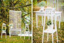 inspirace od Million Bells / inspiration by Million Bells / Naše nápady a tipy pro Váš svatební den..