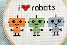 broderie robots