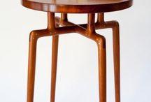 stool  & side table