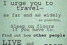 travel the world :)