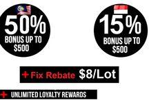 XM Market Forex / Promo XM untuk pelanggan baru Sahaja Khusus Trader Malaysia Deposit Bonus 50% | Fix Rebate $8/Lot Pembayaran Rebate Langsung MT4  dan Khusus Trader Indonesia Bonus Deposit 15% | Fix Rebate $8/Lot Pembayaran Rebate Langsung MT4