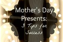 Mothers Day Presents, Ideas & Discounts