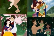 Disney párok