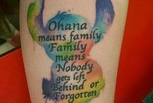 tattoo ideén
