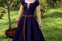 historical costume - medieval