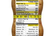 Potato Nutrition / Potato Nutrition