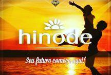 Hinode by Eliana Moura / Hinode significa sol-nascente. Por isso, convidamos: Sinta a beleza de cada dia.  Seu Futuro Começa Aqui! #Hinode #sintaabelezadecadadia